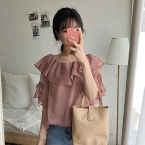 Sweetwin 셔츠 Shirt (In Stock)