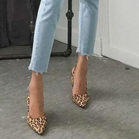 高根鞋 (1 color)