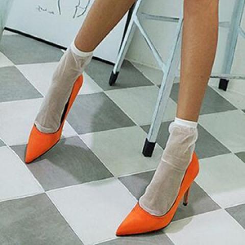高跟鞋 (5 colors)
