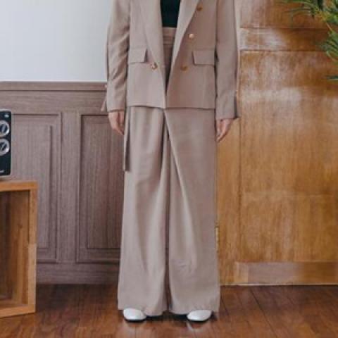 鬆身西褲 (3 colors)