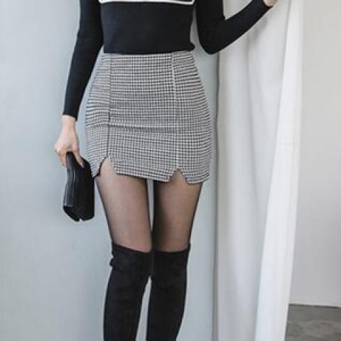 uuzone 短裙