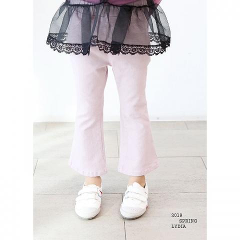 루디아(LYDIA)棉料褲子