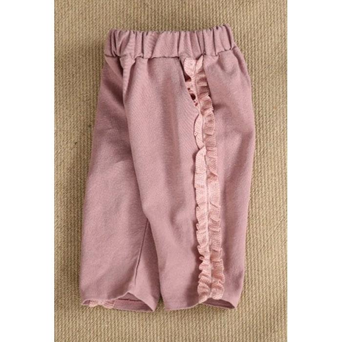 마지(MAGIE)棉料褲子