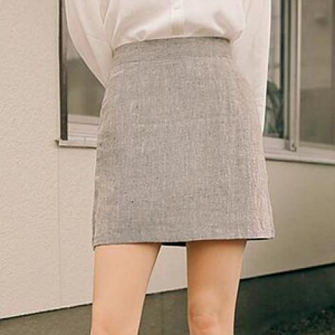 common-unique 短裙