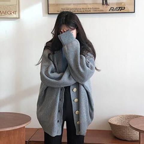 under-vi 開襟衛衣