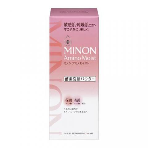 MINON 敏弱潤澤酵素洗顏粉