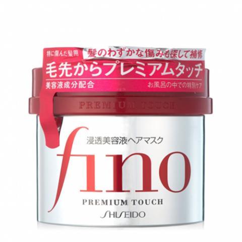 資生堂 FINO 髪膜