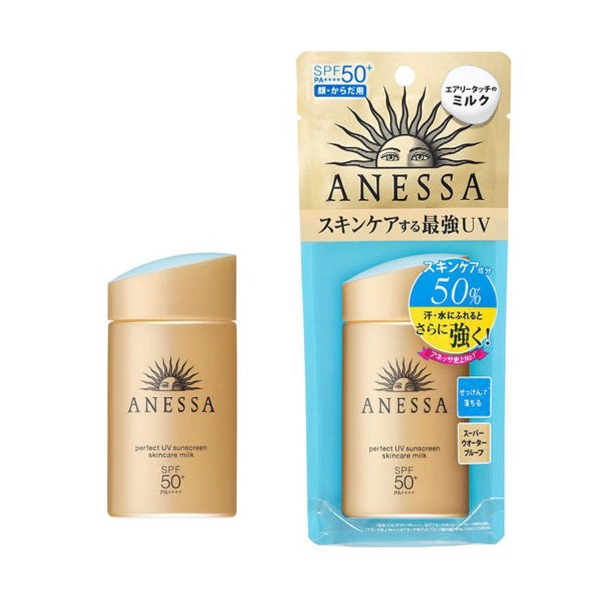 ANESSA 防曬乳液 SPF50+ PA++++ 60ml