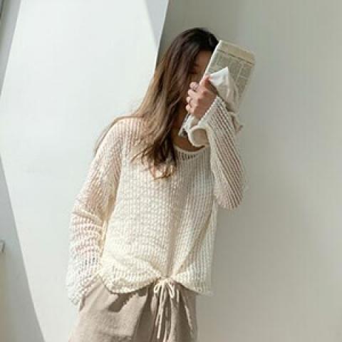 naning9 針織衫