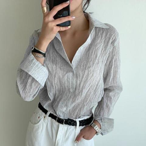 naning9 襯衫