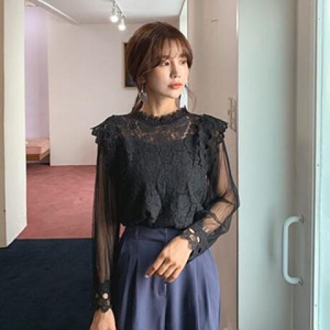 Dahong 襯衫 (現貨-黑色)