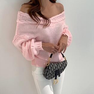 mina-gram 針織衫