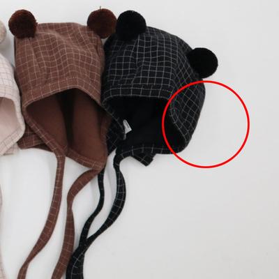 I Line Mall 피카부(PEEKABOO) 帽子