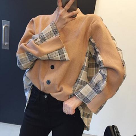 imemine 開襟衛衣