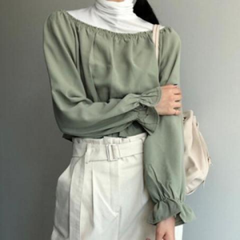 more-cherry 襯衫