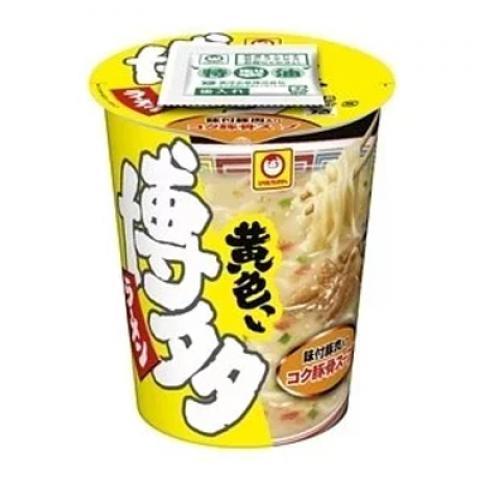 【新商品】マルちゃん縦型ビッグ黄色い 博多ラーメン