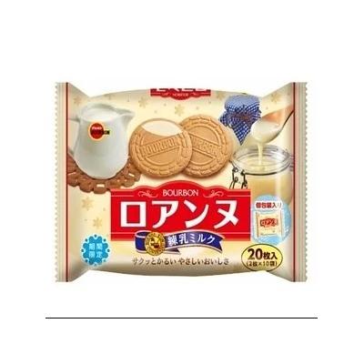 【新商品】ロアンヌ練乳ミルク20枚