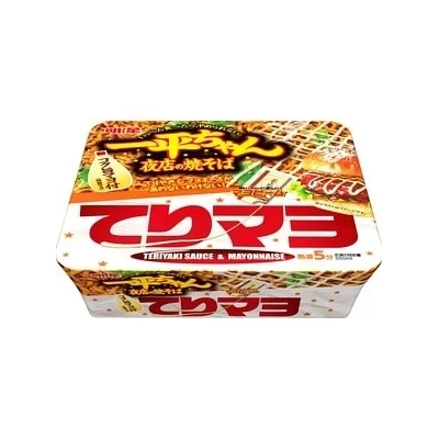 【新商品】一平ちゃん夜店の焼そばてり マヨ