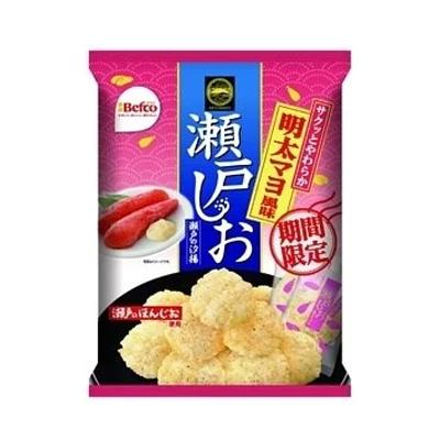 【新商品】瀬戸の汐揚明太マヨ風味83g