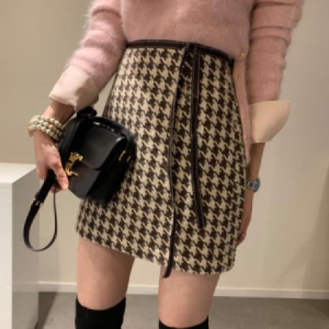 byreum 短裙