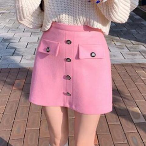 u-inme 短裙