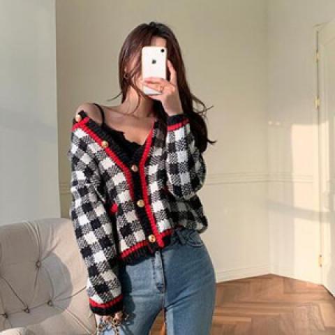 naning9 開襟衛衣
