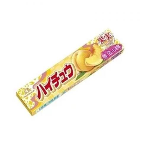 【新商品】ハイチュウ黄金の桃 12粒