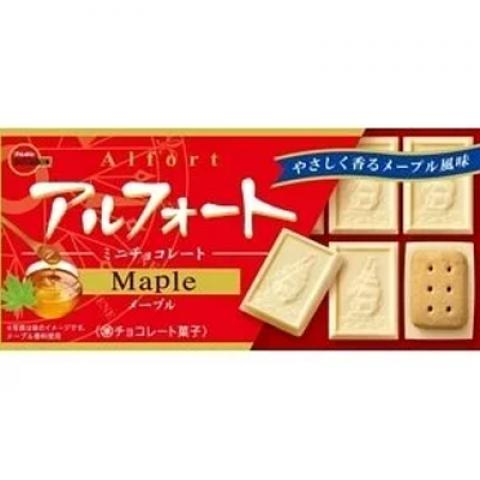 【新商品】アルフォートミニメープル 12個