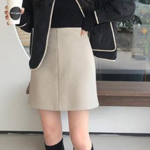 uptownholic 短裙