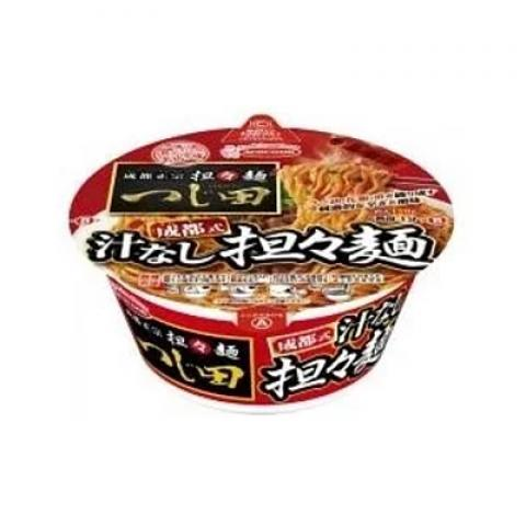 【新商品】一度は食べたいつじ田成都式 汁なし担々麺