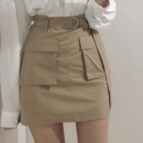 bienpris 短裙#BRC3643