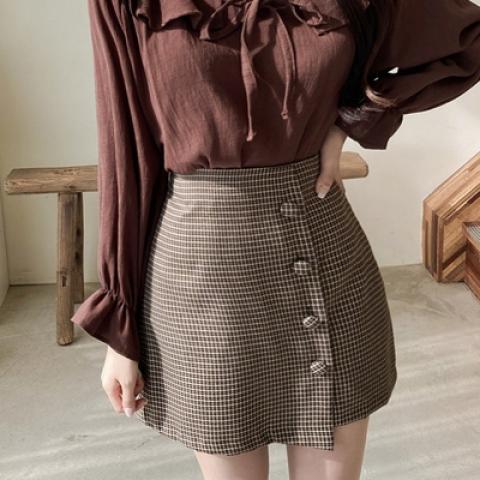fiona 短裙#BRC3681