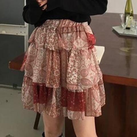 manymanymode 短裙#BRC3672