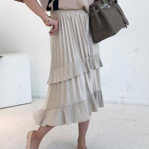 Ajfactory 치마 半截裙