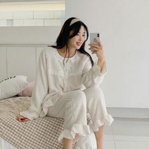 Pinksisly 잠옷 套裝睡衣