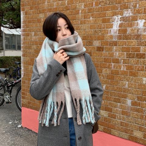 66girls 스카프 圍巾