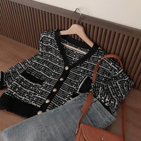 100jang 開襟衫#BRC1697