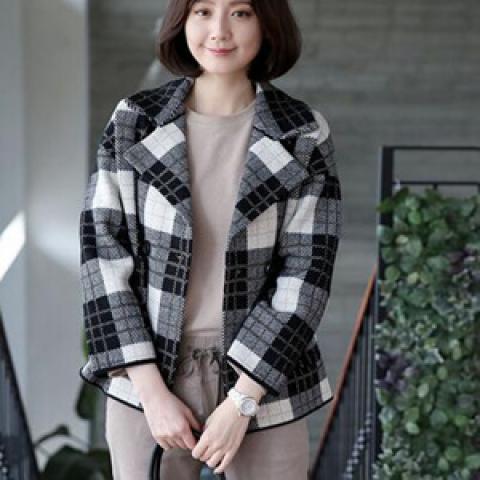 Chocomom 코트 外套