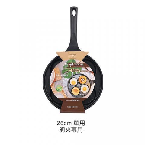Kitchen-Art 平底四格不粘鍋 26cm - 單用