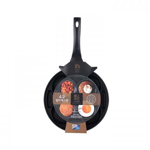Kitchen-Art 陶瓷 9格早餐煎鍋  27cm - 單用(不連盒)
