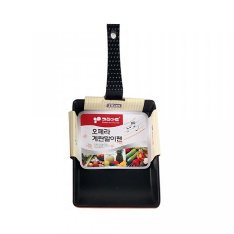 Kitchen-Art 玉子燒迷你平底鍋 - 18cm