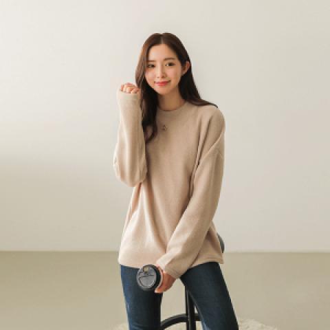 pur-ple T-Shirt (Size : L-XL)