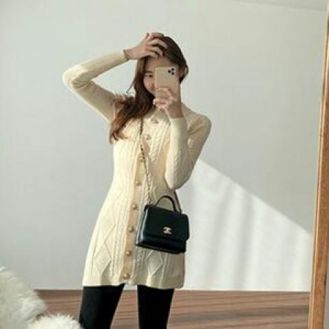 nanasalon 連身裙#BRC3923