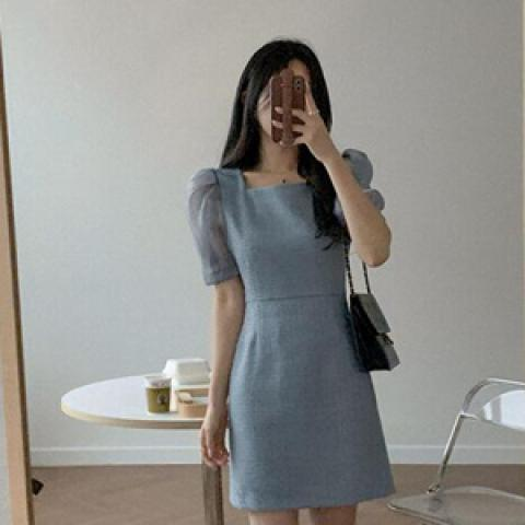 secondesecon 連身裙#BRC3934