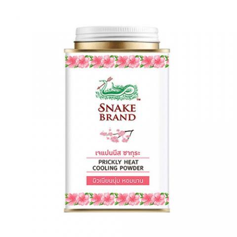 泰國 Snake Brand Prickly Heat 止汗爽身粉 [櫻花味]