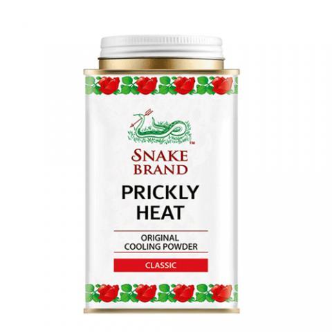 泰國 Snake Brand Prickly Heat 止汗爽身粉 [經典玫瑰味]