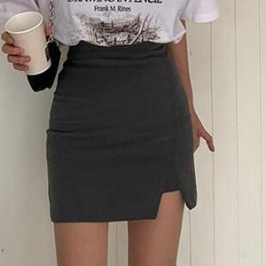 looknone 短裙