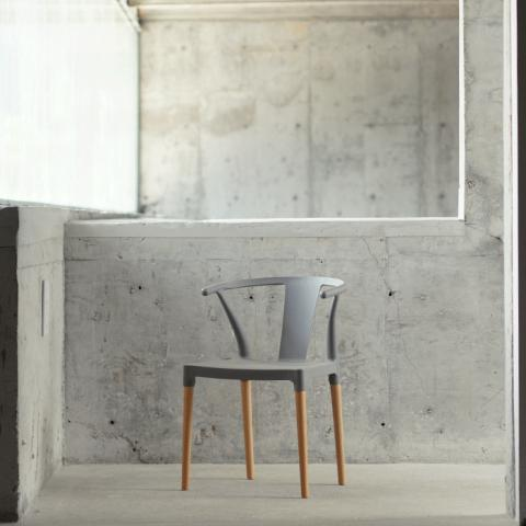 Wood Lab 餐椅