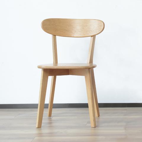 Wood Lab 實木餐椅