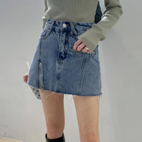 black-up 裙褲
